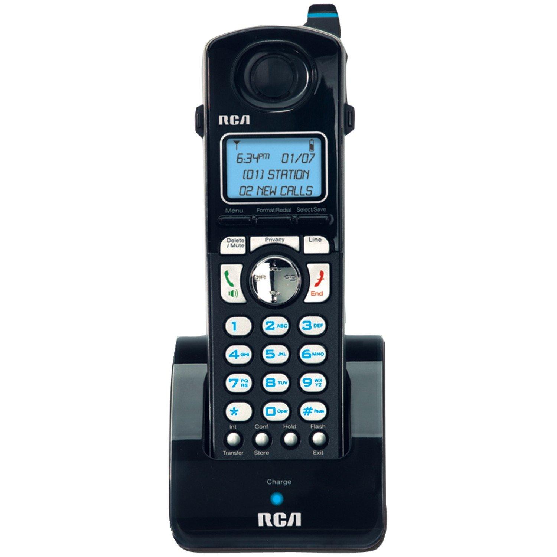 amazon com rca dect 6 0 accessory handset rca h5401re1 cordless rh amazon com RCA Television Owner Manual RCA 5 Disc Player Manual