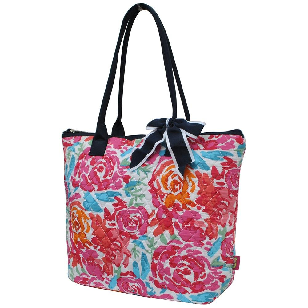 bea318e20baf Ngil Quilted Cotton Medium Tote Bag 2018 Spring Collection
