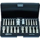 KS Tools 911.3120 - Estuche con puntas Torx (22 piezas)
