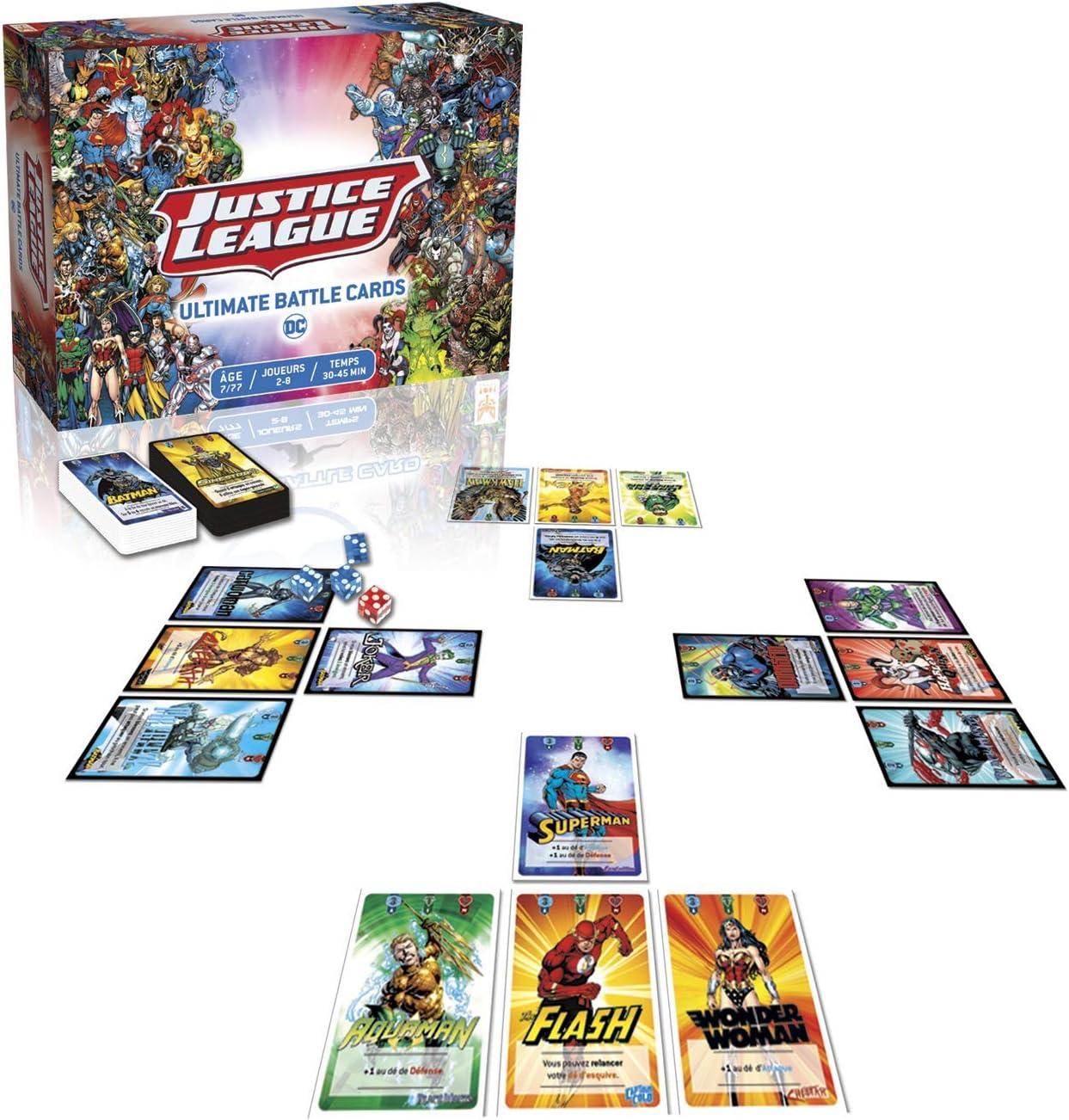Topi Games juegos de tablero, dc-wb-579002, azul, color blanco, negro, rojo: Amazon.es: Juguetes y juegos