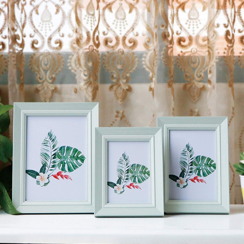 2018 colores multi de madera del marco de impresión Resina Niños ...