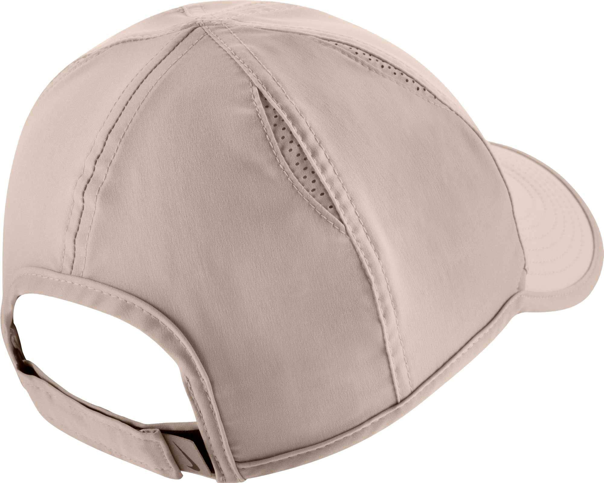 NIKE Women's Feather Light Adjustable Hat (Guava Ice) by Nike (Image #2)