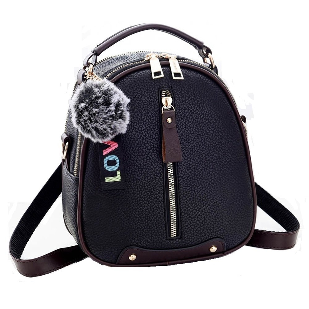COWORLD Mini Backpack Purse Women Backpack for Daily Work School Hiking Travel