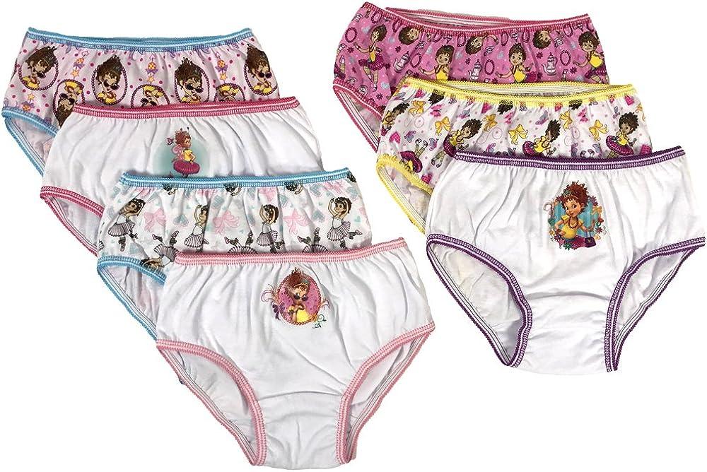 Disney Ropa interior de fantasía nancy para niñas Pack de 7 ...