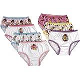 Disney Girls GUP3020 7-Pack Fancy Nancy Underwear Panty Underwear - Multi
