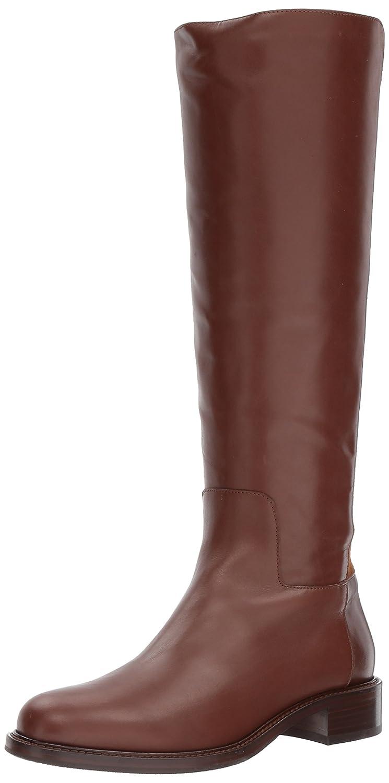 Aquatalia Women's Bryana Calf Knee High Boot B06XP2ZRSC 5 M M US|Castana