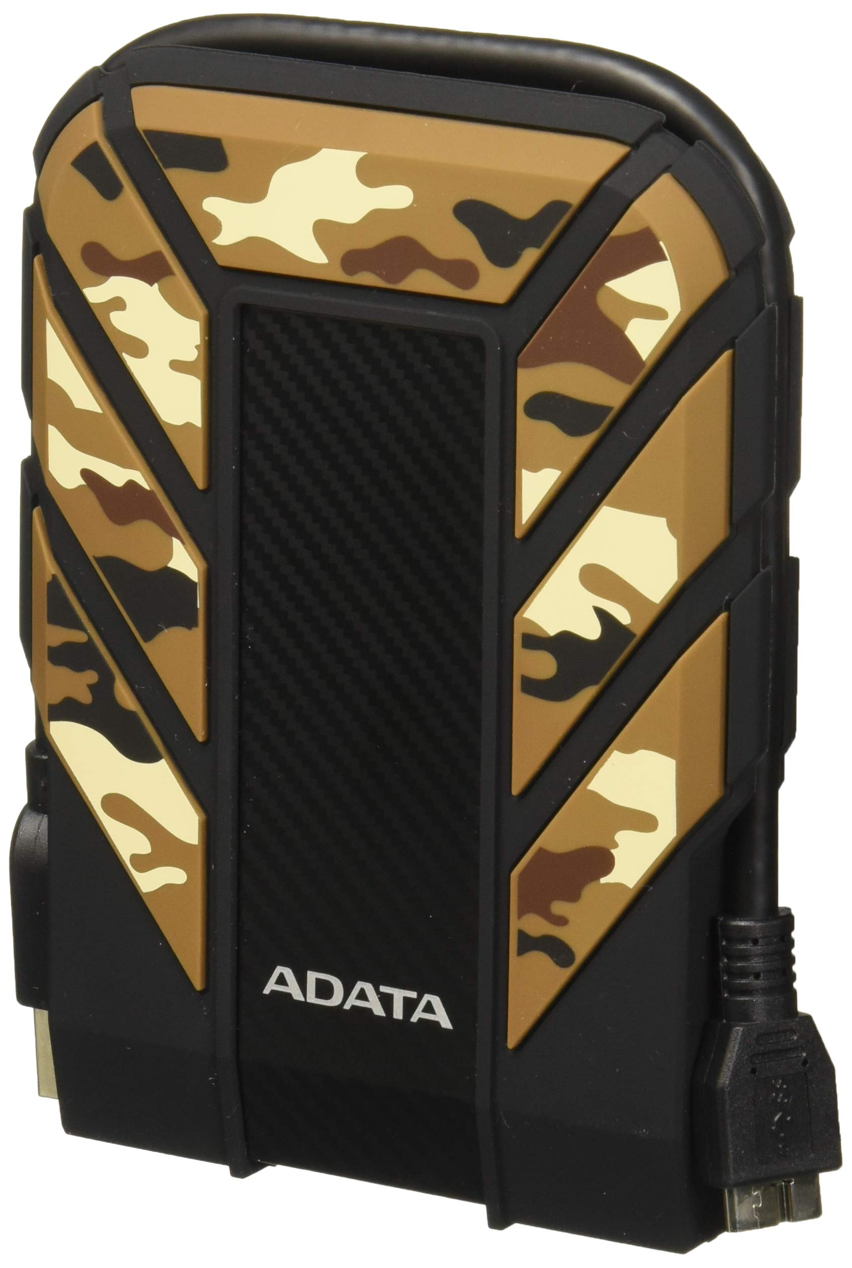 ADATA HD710M Pro 1TB USB 3.2 Rugged Waterproof/Dustproof/Shockproof External Hard Drive AHD710MP-1TU31-CC (Camouflage) by ADATA