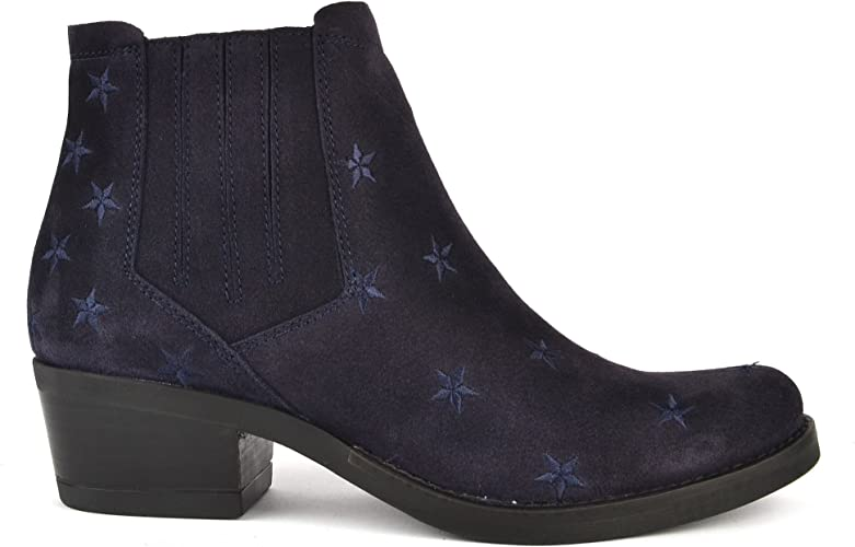 Kanna Femme Chaussures 41EU8UK en Bottines Daim Kelly tsdhQrCBox