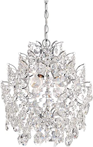 Minka Lavery 3150-77, 3 Light Mini Chandelier, Chrome