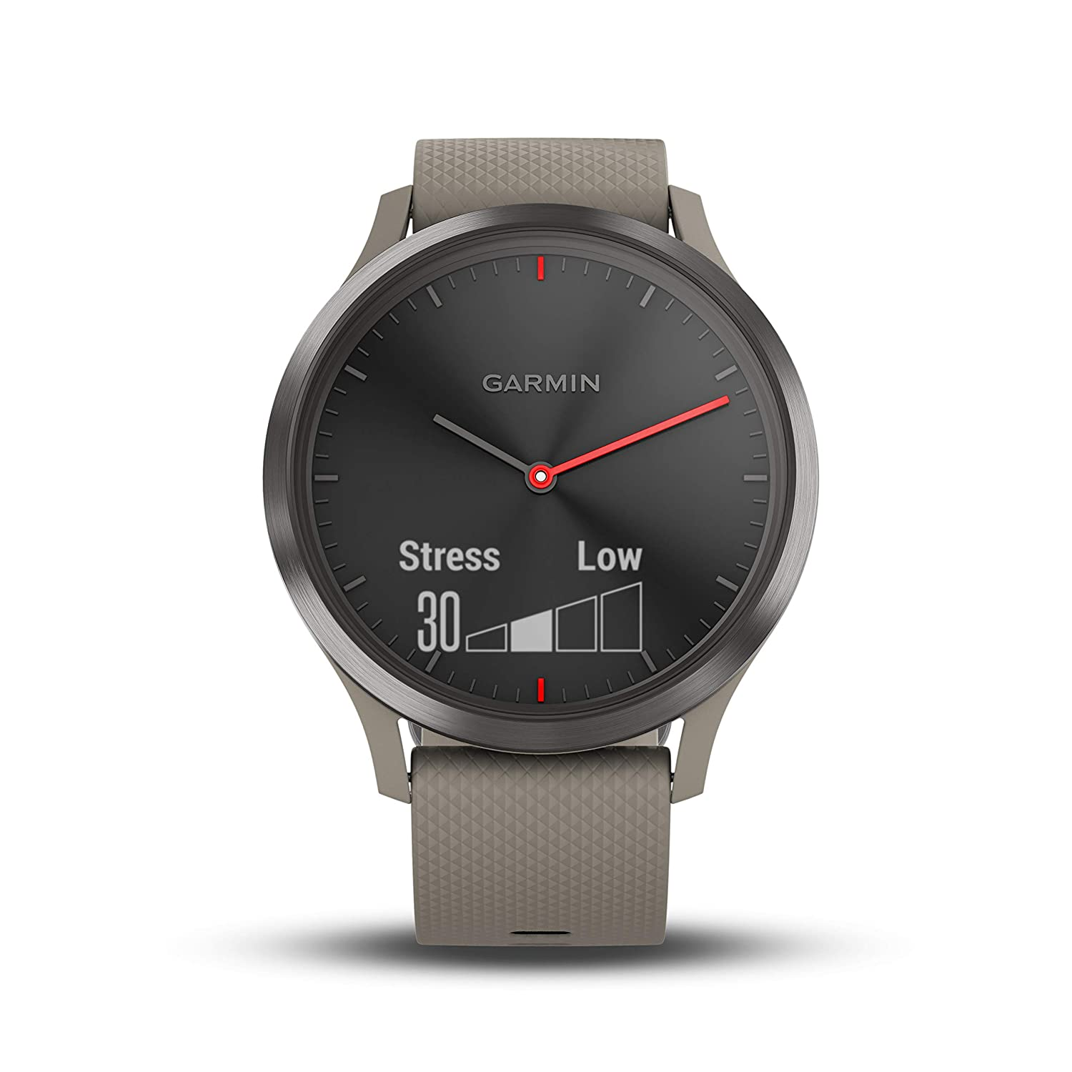 Garmin vívomove HR - Montre Connectée Hybride Élégante avec Écran Tactile: Amazon.fr: High-tech