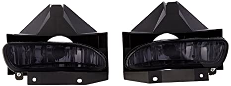 Spec-D Tuning 2LC-MST95JM-RS Ford Mustang Gt//Base Corner Lights Black
