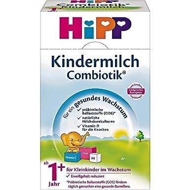 leche para bebés Hipp Bio Combiotik - de 1 año, 12 Pack (12 x