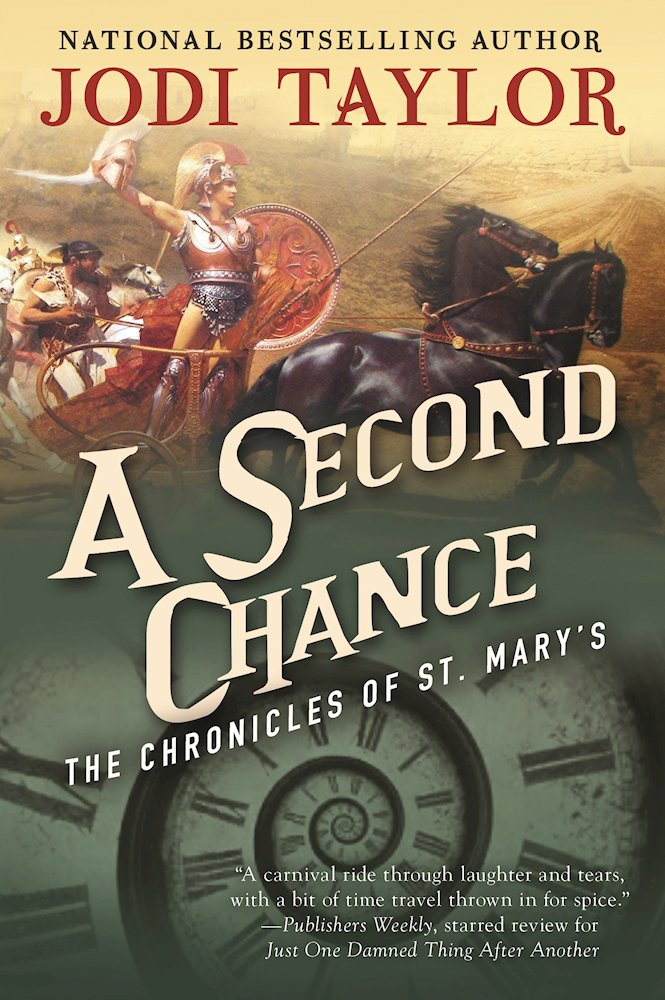 Second Chance Chronicles Marys Three