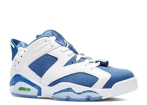 1742dcae447b6c Nike Air Jordan 6 Retro Low (White Infrared 23-Black)  Amazon.ca  Shoes    Handbags