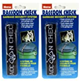 Raccoon Check Garbage Can Security System (Pack of 2)
