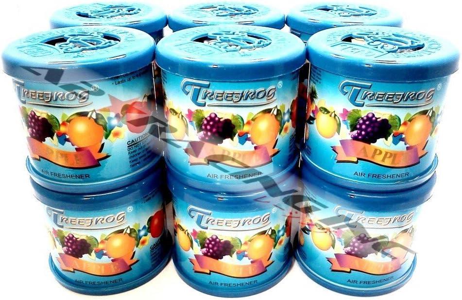 Treefrog Air Freshener - Apple x12pcs (1box)