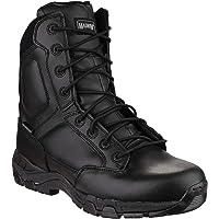 Magnum Viper Pro 8.0 Leather Waterproof, Botas De Trabajo Unisex Adulto, color negro (black 021), talla 35 EU (3 UK)