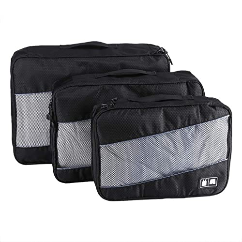 Amazon.com: Juego de 3 bolsas de almacenamiento para ...