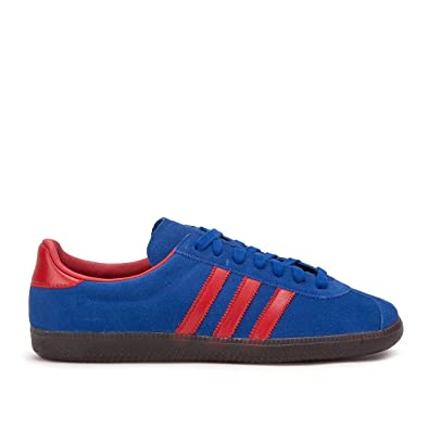 97c392c93 adidas Men Spritus SPZL Blue Collegiate Royal Scarlet Night Navy Size 8.5 US