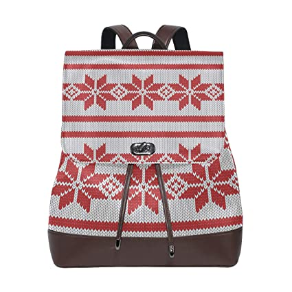 e86b9b516b88a Amazon.com: Knit Christmas Stocking Kits Anti Theft Water-Resistant ...