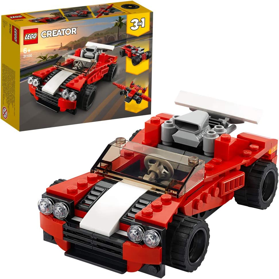 レゴ(LEGO) クリエイター スポーツカー 31100