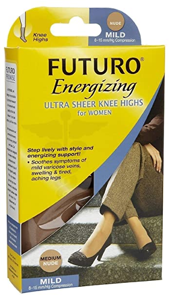 c00af5c8a6d Image Unavailable. Image not available for. Color  Futuro Energizing Ultra  Sheer