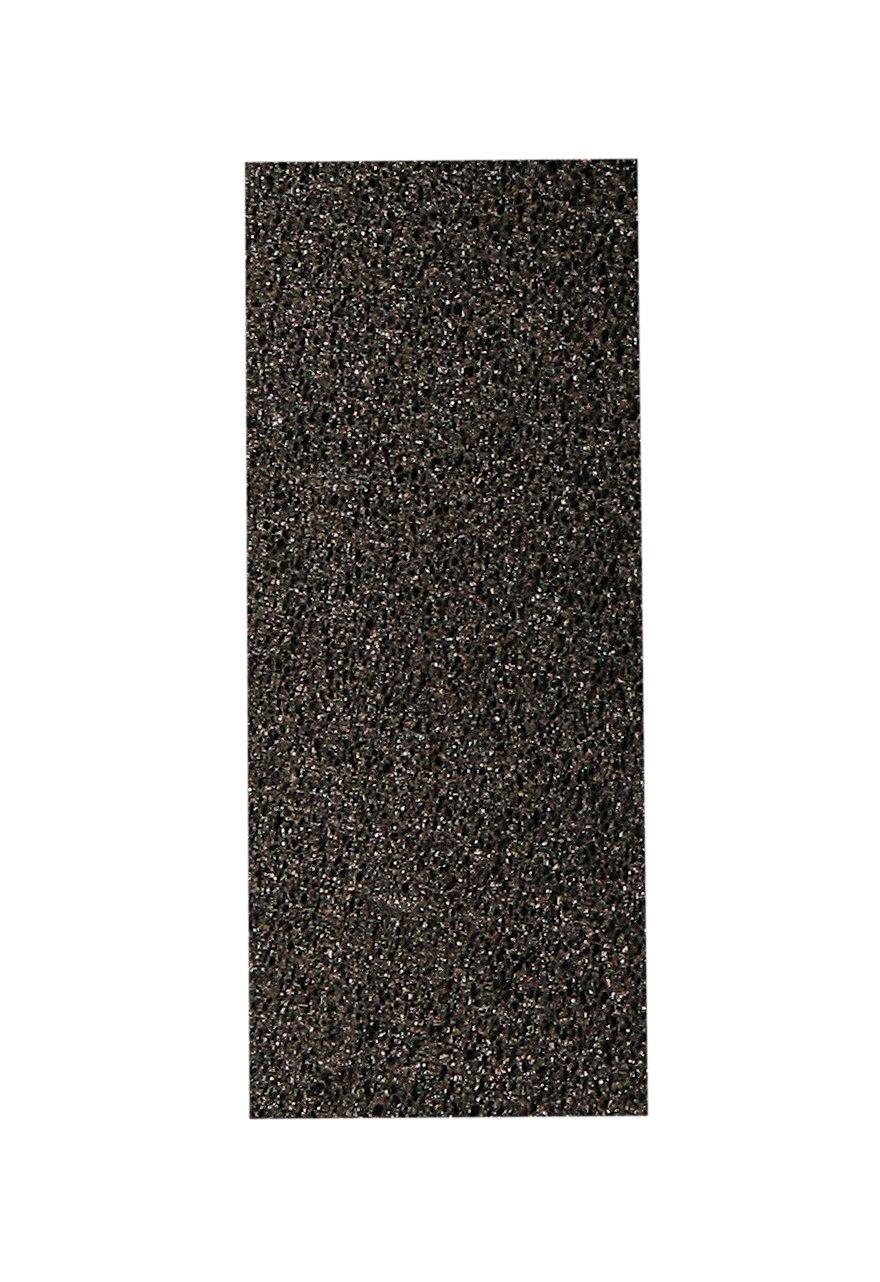 Titania zolfo di Pomice, Extra Duro, Nero, circa 9.5 x 4 x 2 cm, su blister, 1er Pack (1 X 18 G) circa 9.5x 4x 2cm 1er Pack (1X 18G) 2037 B