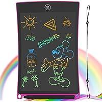 GUYUCOM Tableta de Escritura LCD, Tablero de Dibujo electrónico de 8.5 Pulgadas - Tablero de Graffiti de con Bloqueo de…
