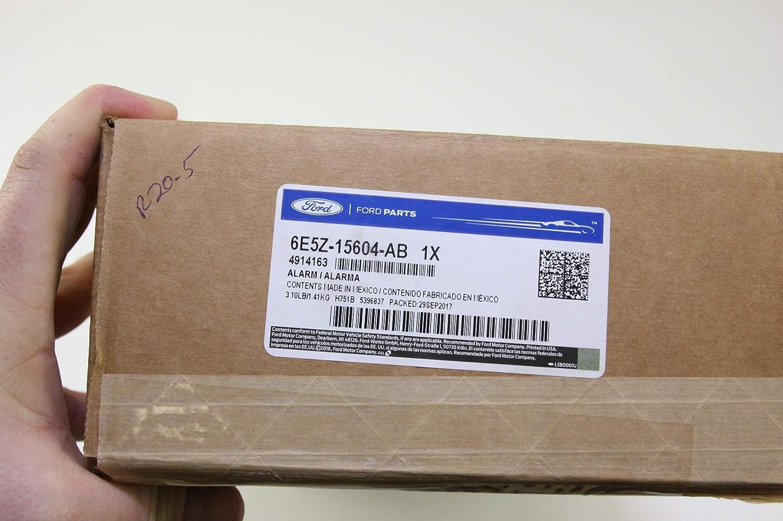 Amazon.com: Ford Genuine 6E5Z-15604-AB Alarm/Keyless Lock ...