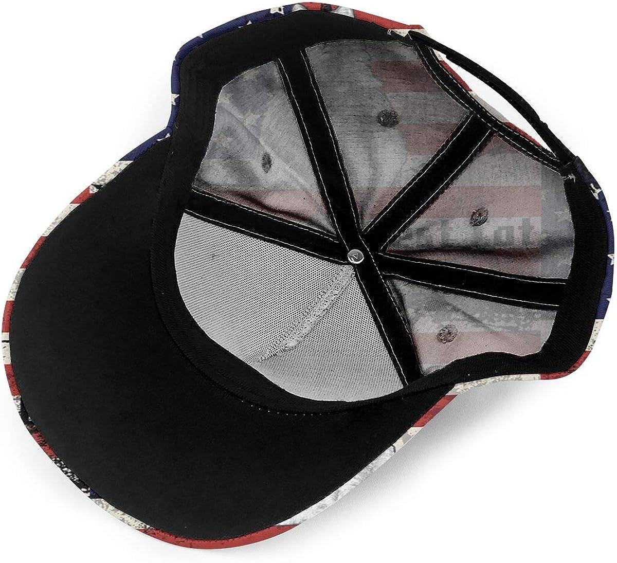 Norwegian Forest Cat America Flag Unisex 3D Baseball Cap Adjustable Snapback Caps Trucker Hats for Men Women