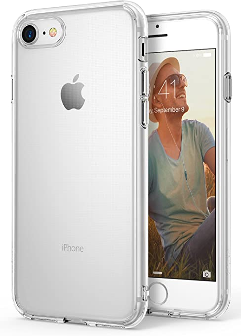 iphone 8 senza custodia