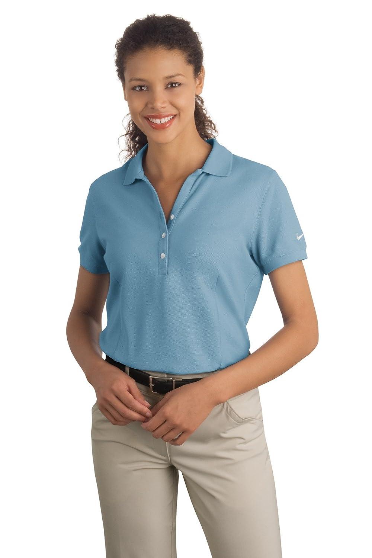 Nike Golf - Polo PiqušŠ para mujer, 297995, Skyline Blue, M ...