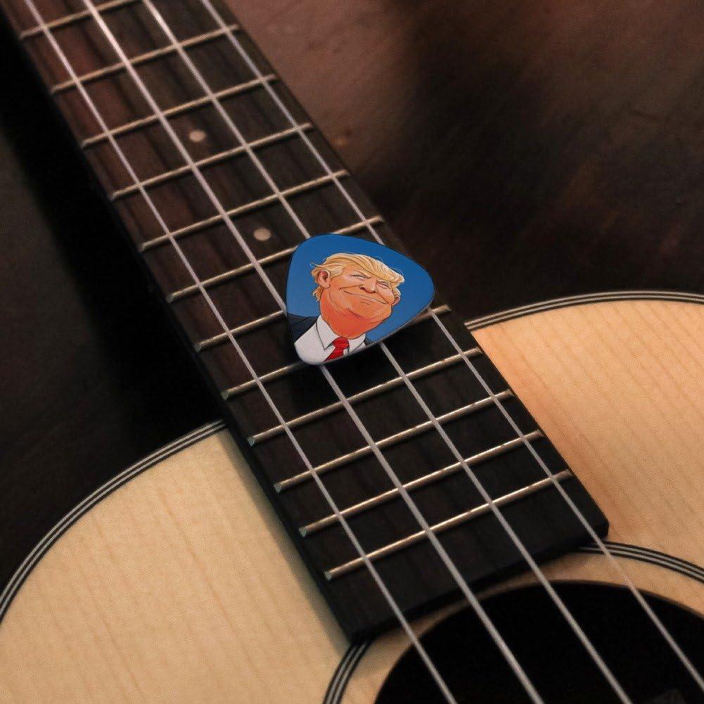 Happy Donald Trump hacer América gran novedad Guitarra púas de ...