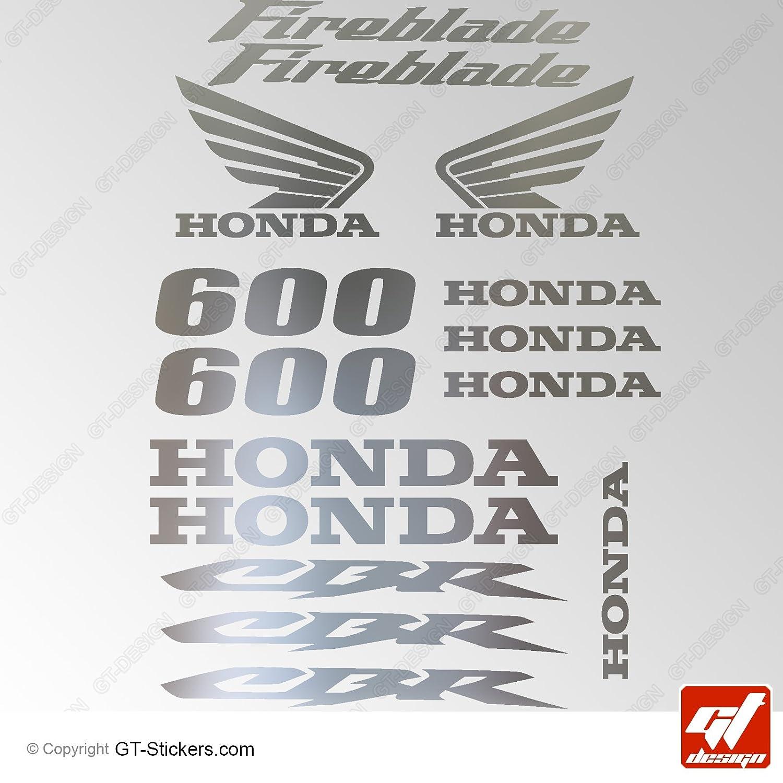 selbstklebend gt-design /Gold/ /Sticker Aufkleber Suzuki Bandit 1200/ Aufkleber