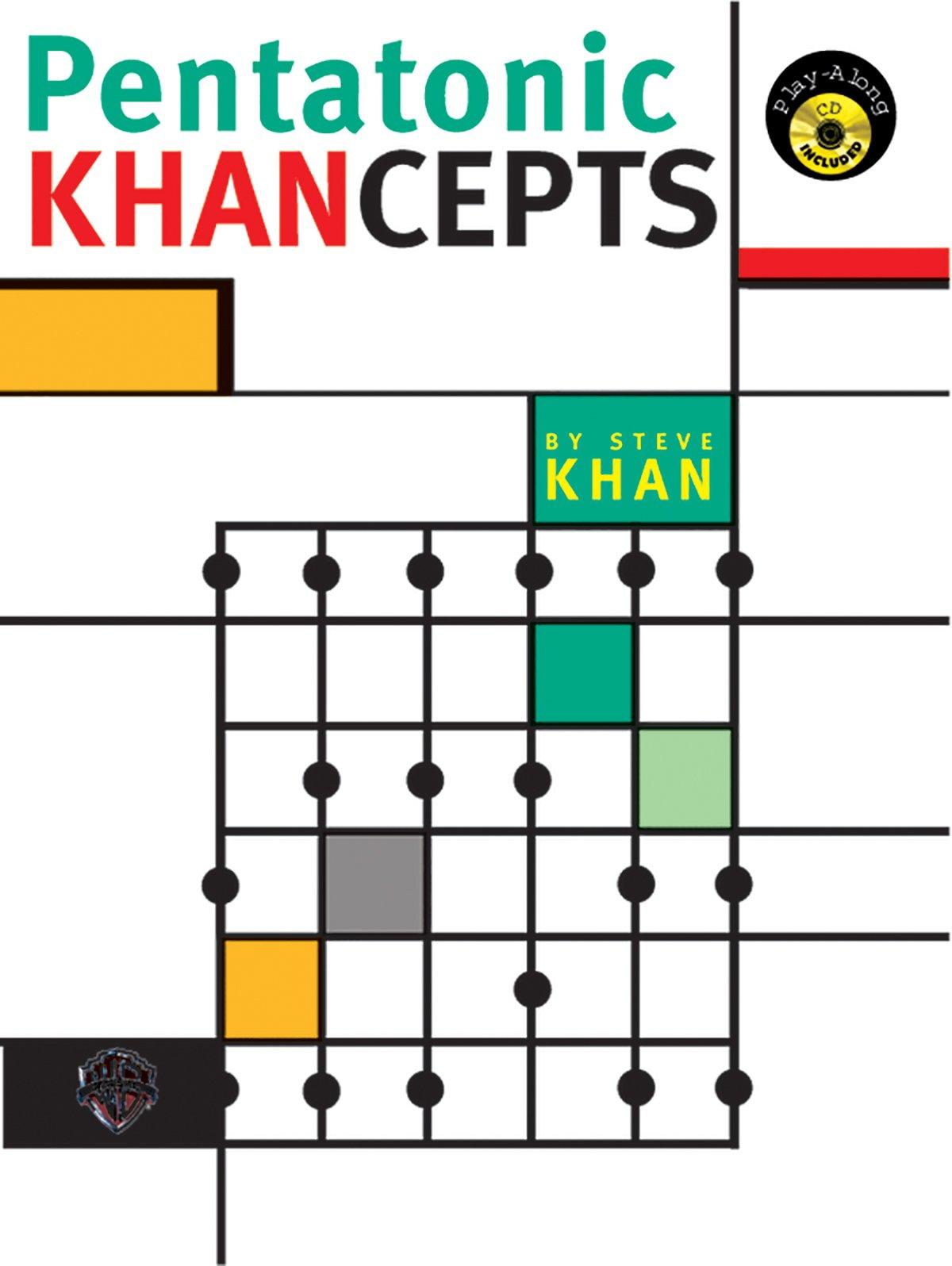 Pentatonic Khancepts: Book & CD