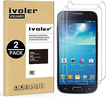 iVoler [2 Unidades] Protector de Pantalla Compatible con Samsung ...