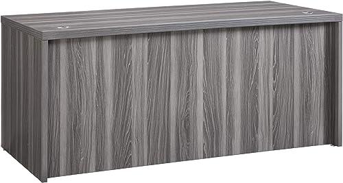 Mayline Aberdeen 60″W x 30″D Straight Front Rectangle Desk