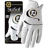 FootJoy StaSof Men's Golf Glove (Fits on Left Hand) - XL Pearl