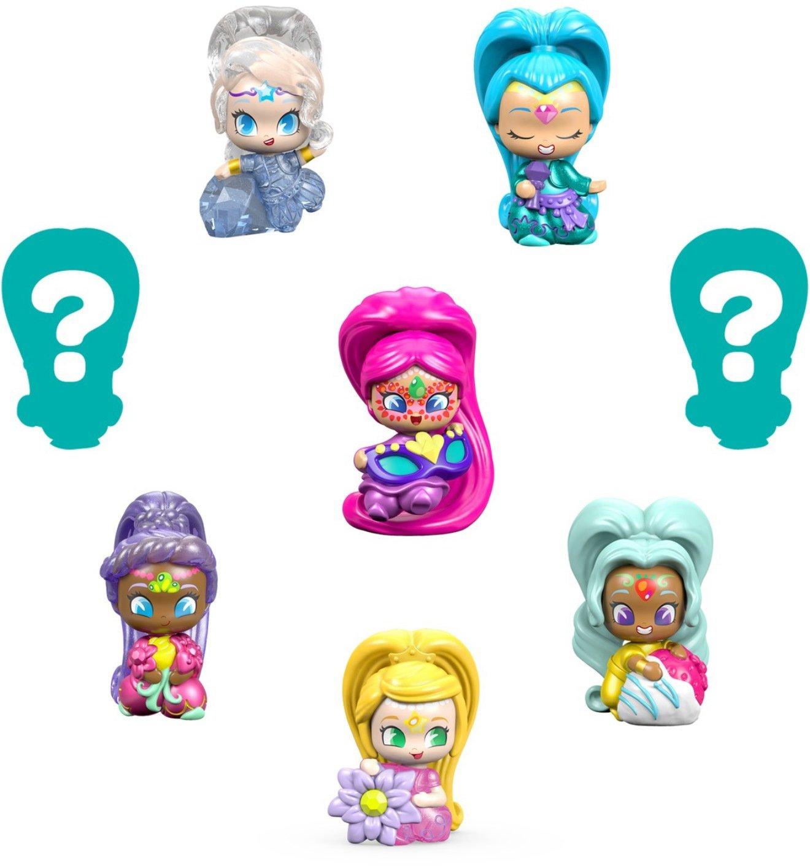8 Pack Fisher-Price Nickelodeon Shimmer /& Shine Series 2 Genie Teenie Genies #11