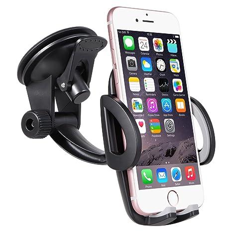 Support Téléphone Voiture Ventouse Automobile