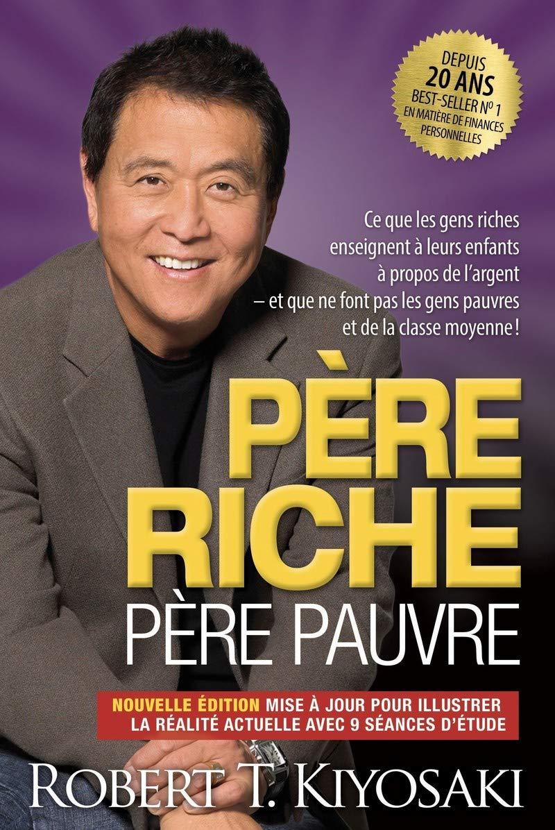 Amazon.fr - Père riche, père pauvre - Edition 20e anniversaire - Robert T. Kiyosaki - Livres