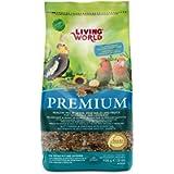 Living World Premium Cockatiel Mix, 2 Pounds