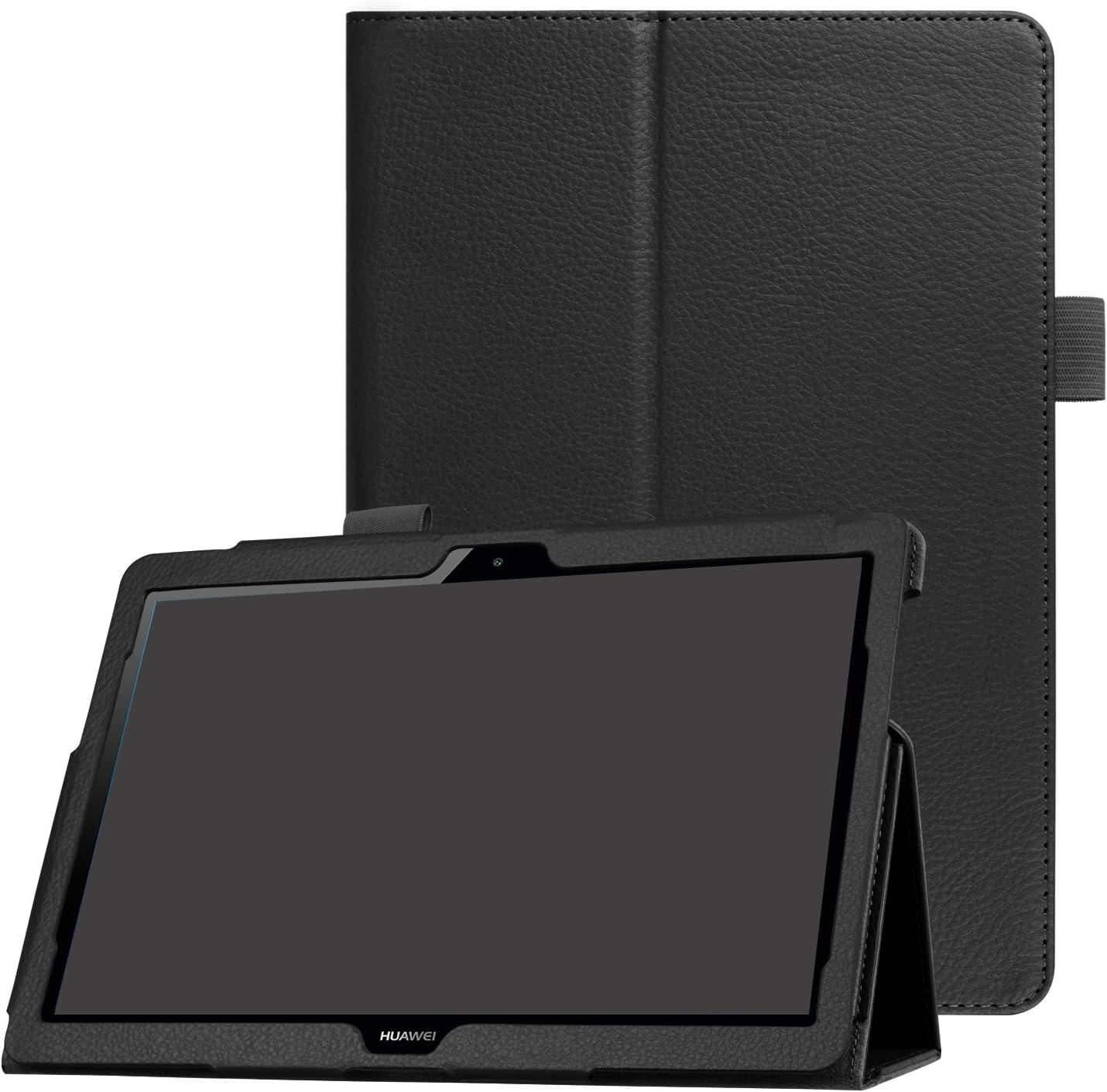 Funda Asng Huawei MediaPad T3 10 2017 de 9.6.Negro