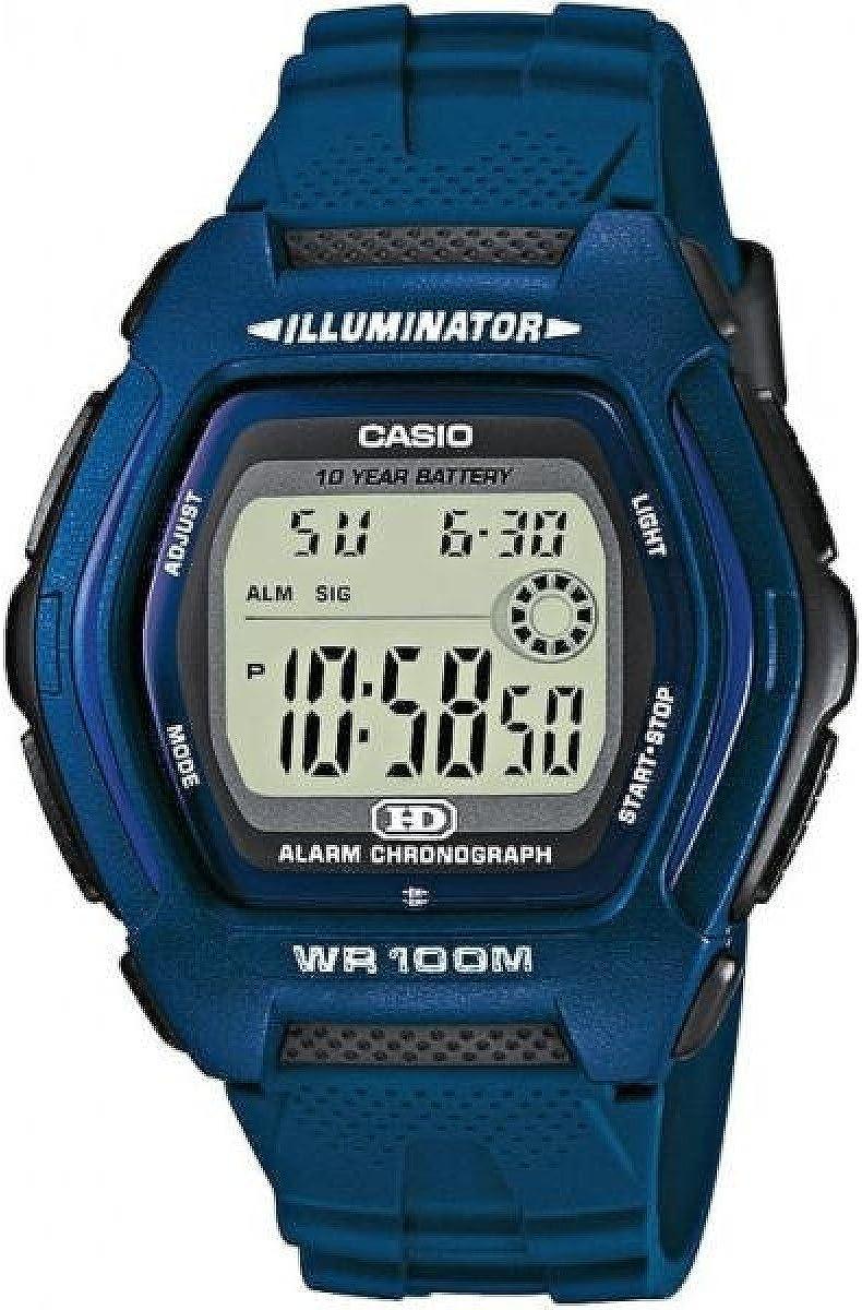 Casio Reloj de Pulsera HDD-600C-2AVES