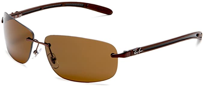 Ray-Ban Gafas de sol RB8303 Tech Carbon Fibre - 014/83: Marrón