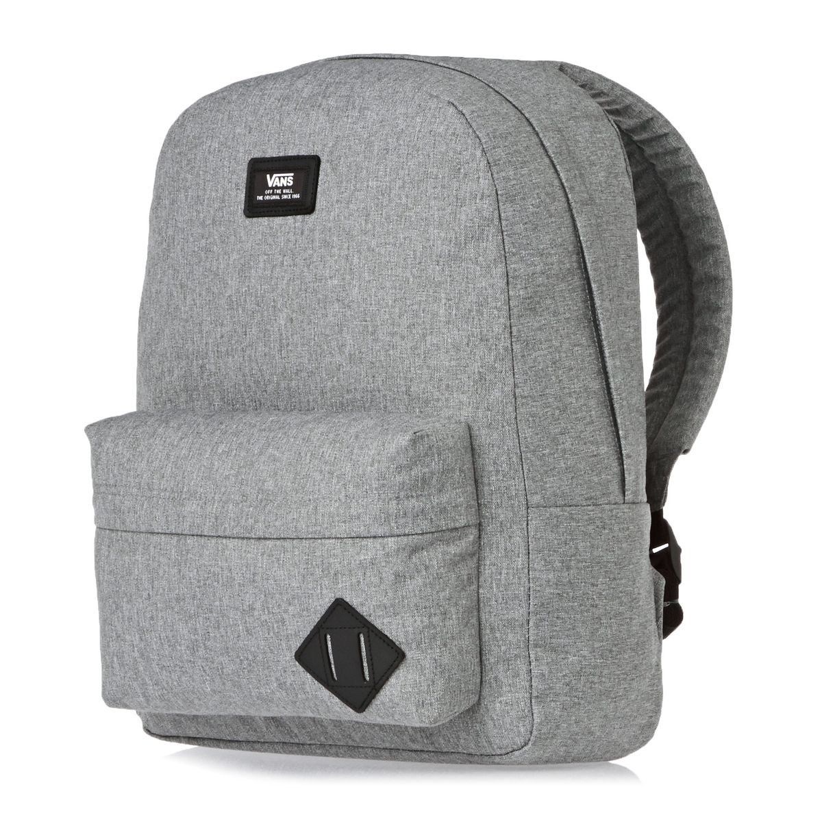 Amazon.com: Vans Old Skool II Logo Grey Backpack: VANS: Sports & Outdoors