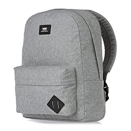 huge discount b7cb3 2a7e0 Vans Old Skool Ii Backpack Zaino Casual, 42 Cm, 22 Liters, Grigio (Heather  Suiting)