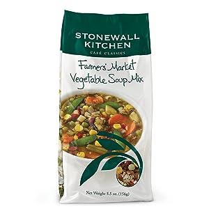 Stonewall Kitchen Farmers' Market Vegetable Soup Mix, 5.5 oz.