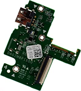 Deal4GO New USB Port Board IO Circuit Replacement for Dell Chromebook 11 3120 (2015) DA0ZM8PI6D0 M90DT 0M90DT