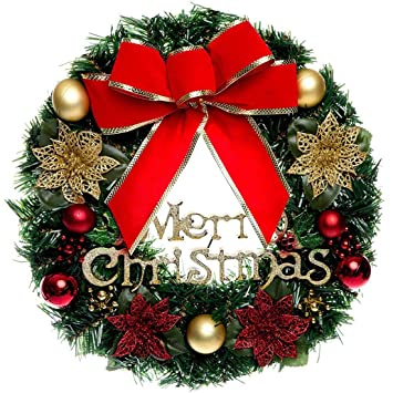 Image result for Christmas wreath